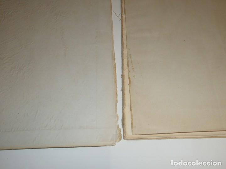 Libros de segunda mano: Tanger 1951 Proyecto e ilustraciones Zubillaga Artes Gráficas Martorell - Madrid Ejemplar 591 - Foto 2 - 183516392