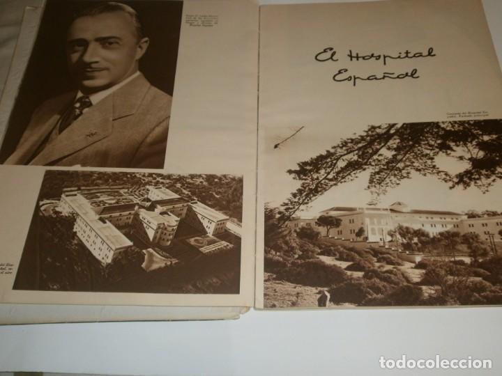 Libros de segunda mano: Tanger 1951 Proyecto e ilustraciones Zubillaga Artes Gráficas Martorell - Madrid Ejemplar 591 - Foto 7 - 183516392