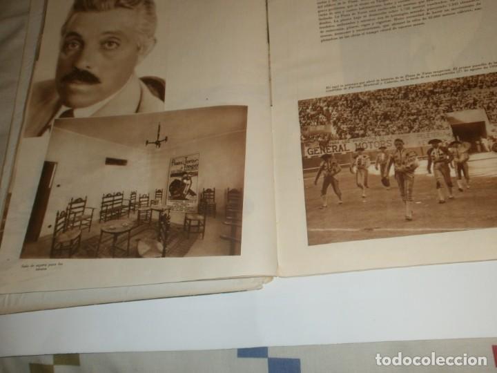Libros de segunda mano: Tanger 1951 Proyecto e ilustraciones Zubillaga Artes Gráficas Martorell - Madrid Ejemplar 591 - Foto 8 - 183516392