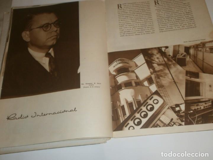 Libros de segunda mano: Tanger 1951 Proyecto e ilustraciones Zubillaga Artes Gráficas Martorell - Madrid Ejemplar 591 - Foto 9 - 183516392