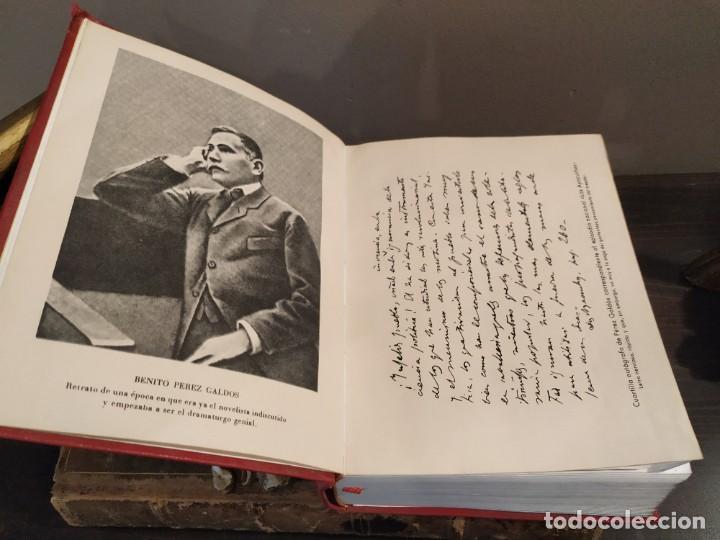 BENITO PEREZ GALDOS - AGUILAR OBRAS COMPLETAS I - EPISODIOS NACIONALES. (Libros de Segunda Mano - Historia Moderna)