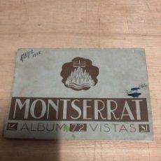 Libros de segunda mano: ALBUM MONTSERRAT. Lote 183685983