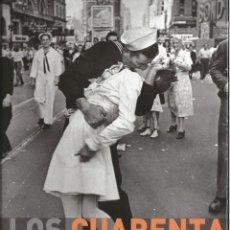 Libros de segunda mano: LOS 40 EN FOTOGRAFIAS - VISION GLOBAL HISTORIA SIGLO XX - NUEVO. Lote 183800588