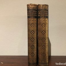 Libros de segunda mano: HISTORIA GENERAL MODERNA. DEL RENACIMIENTO A LA CRISIS SIGLO XX . J VICENS VIVES. 2 MONTANER Y SIMÓN. Lote 184662500