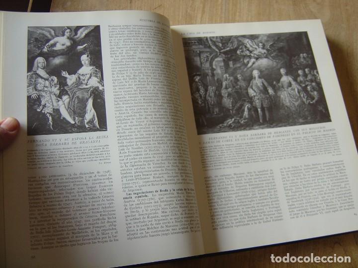 Libros de segunda mano: HISTORIA DE ESPAÑA. TOMO V. LA CASA DE BORBÓN. CARLOS SECO SERRANO. 1979 - Foto 7 - 184172742