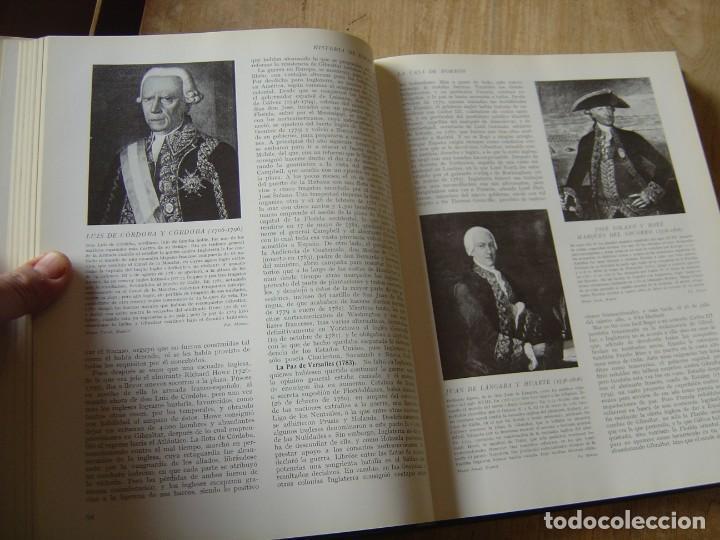 Libros de segunda mano: HISTORIA DE ESPAÑA. TOMO V. LA CASA DE BORBÓN. CARLOS SECO SERRANO. 1979 - Foto 8 - 184172742
