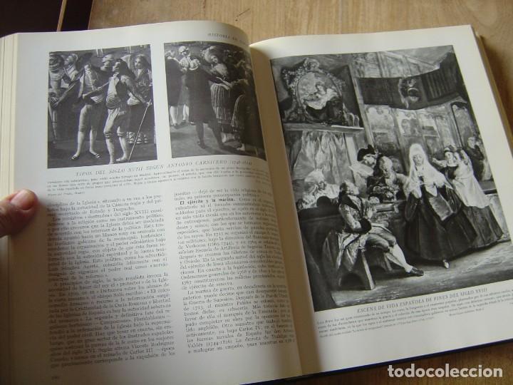 Libros de segunda mano: HISTORIA DE ESPAÑA. TOMO V. LA CASA DE BORBÓN. CARLOS SECO SERRANO. 1979 - Foto 9 - 184172742