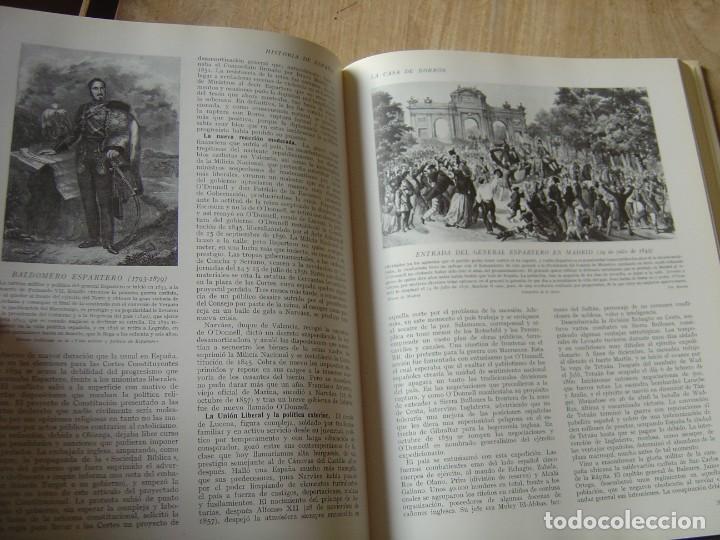 Libros de segunda mano: HISTORIA DE ESPAÑA. TOMO V. LA CASA DE BORBÓN. CARLOS SECO SERRANO. 1979 - Foto 10 - 184172742