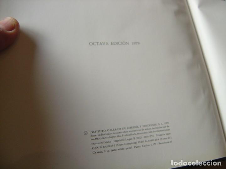 Libros de segunda mano: HISTORIA DE ESPAÑA. TOMO IV. LA CASA DE AUSTRIA. CARLOS SECO SERRANO. 1979 - Foto 4 - 184172788
