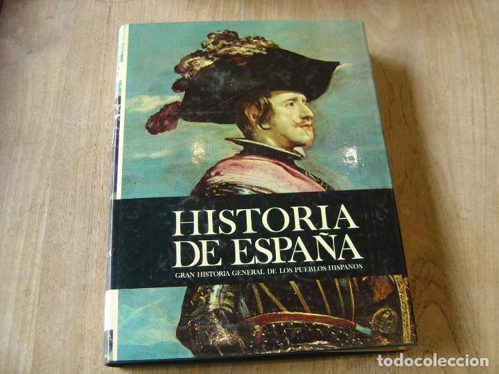 HISTORIA DE ESPAÑA. TOMO IV. LA CASA DE AUSTRIA. CARLOS SECO SERRANO. 1979 (Libros de Segunda Mano - Historia Moderna)