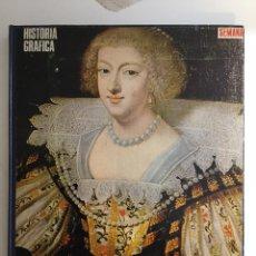 Libros de segunda mano: ANA DE AUSTRIA, COLECCIONABLE ENCUADERNADO DE LA REVISTA SEMANA.. Lote 186008350