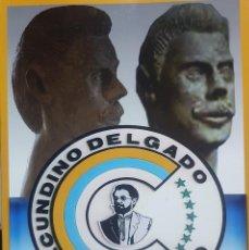 Libros de segunda mano: SECUNDINO CENTENARIO - JORGE PULIDO - LIBRO SOBRE SECUNDINO DELGADO - CANARIAS - PRIMERA EDICIÓN. Lote 186061670