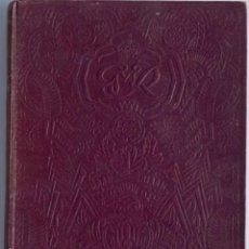 Libros de segunda mano: THE CORONATION BOOK OF KING GEORGE VI AND QUEEN ELIZABETH - EDICIÓN INGLESA AÑOS 30. Lote 186335266