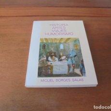 Libros de segunda mano: MIGUEL BORGES SALAS. ARTÍCULOS PERIODISMO, EL DÍA (ED. CAJA DE AHORROS DE S.C DE TENERIFE 1979). Lote 187195297