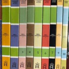 Libros de segunda mano: OBRA DISPERSA LEOPOLDO TORRES BALBAS. 9 VOLÚMENES. Lote 187197711