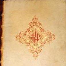 Libros de segunda mano: BARCELONA A TRAVÉS DE LOS TIEMPOS. VVAA. EDIT. MERCEDES 1944.. Lote 188461192