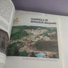 Libros de segunda mano: LA CAIXA DE MANRESA A CATALUNYA INTERIOR Y CENTRAL LA VALL Y LA CONCA DEL LLOBREGAT I LES COMARQUES. Lote 189777927