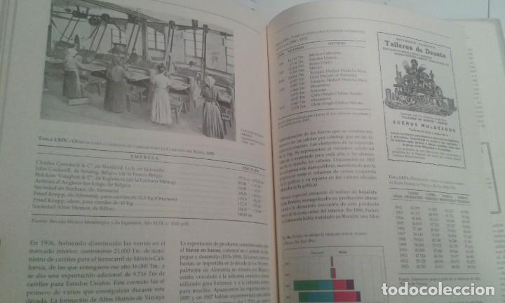 Libros de segunda mano: EL PUERTO DE BILBAO COMO REFLEJO DEL DESARROLLO INDUSTRIAL DE VIZCAYA. NATIVIDAD DE LA PUERTA - Foto 5 - 225009432
