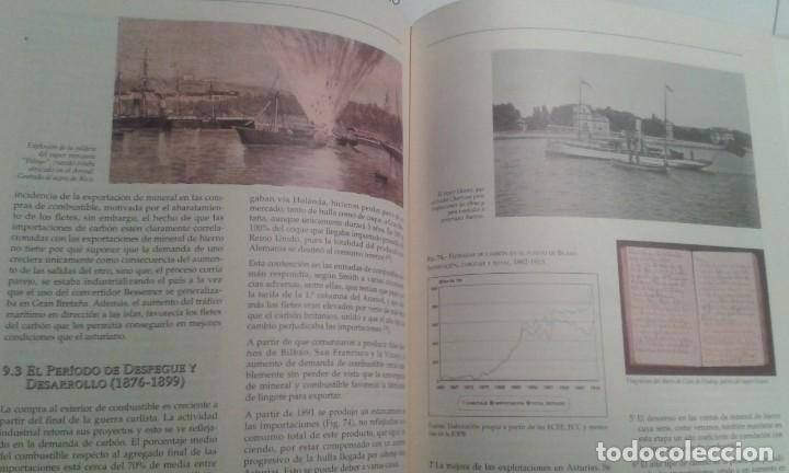 Libros de segunda mano: EL PUERTO DE BILBAO COMO REFLEJO DEL DESARROLLO INDUSTRIAL DE VIZCAYA. NATIVIDAD DE LA PUERTA - Foto 7 - 225009432