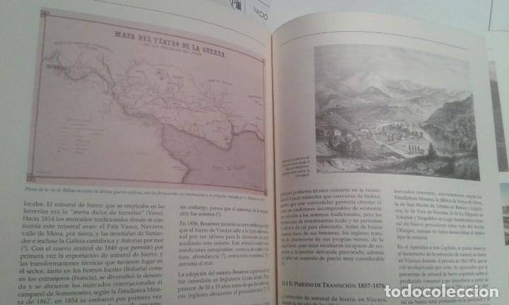 Libros de segunda mano: EL PUERTO DE BILBAO COMO REFLEJO DEL DESARROLLO INDUSTRIAL DE VIZCAYA. NATIVIDAD DE LA PUERTA - Foto 8 - 225009432