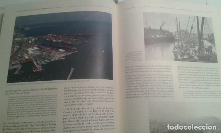 Libros de segunda mano: EL PUERTO DE BILBAO COMO REFLEJO DEL DESARROLLO INDUSTRIAL DE VIZCAYA. NATIVIDAD DE LA PUERTA - Foto 10 - 225009432