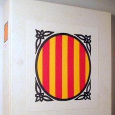 Libros de segunda mano: L'ESTATUT D'AUTONOMIA DE CATALUNYA 1979 ( ESTOIG DE CARTRÓ DE AMB 26 FASCICLES )( EDICIÓ LIMITADA ). Lote 190139685