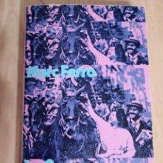 Libros de segunda mano: LA GRAN GUERRA 1.914-1,918. MARC FERRO. ALIANZA EDITORIAL. Lote 190354067