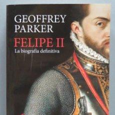 Libros de segunda mano: FELIPE II. PARKER. Lote 191069561