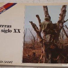 Libros de segunda mano: GUERRAS DEL SIGLO XX – ÁNGEL LEÓN CONDE. Lote 191077701