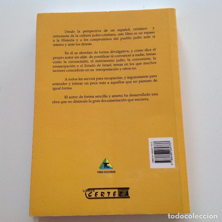 Libros de segunda mano: Los Judíos . Reflexiones de un Cristiano.A.Duffo.Certeza.Cultura Judeo-Cristiana.Estado de Israel - Foto 2 - 193408301