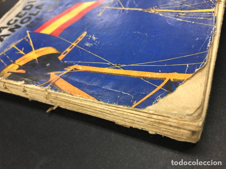 Libros de segunda mano: LA TRAGEDIA ESPAÑOLA EN EL MAR - MAURICIO DE OLIVEIRA - 2ª EDICION DE 1937 - Foto 2 - 193997062