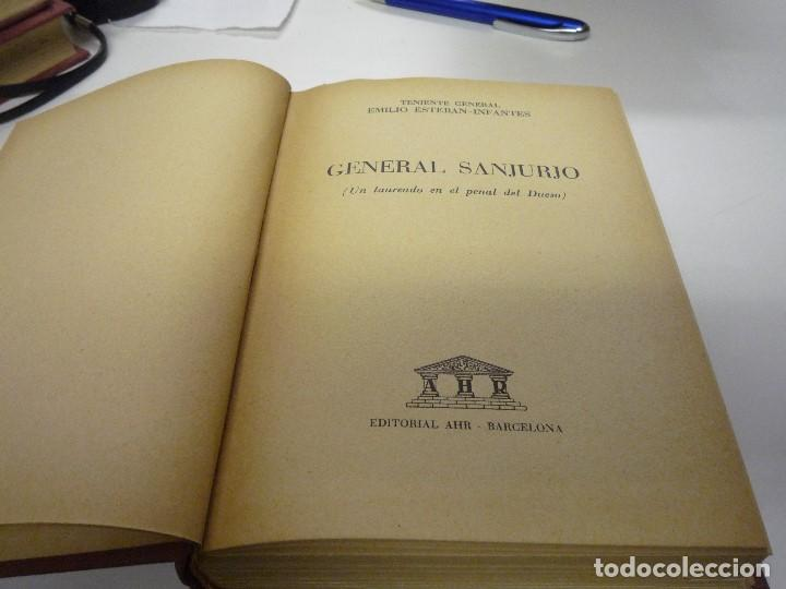 Libros de segunda mano: GENERAL SANJURJO - Foto 2 - 194328852