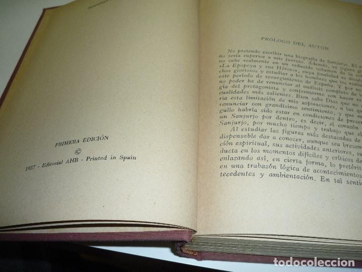 Libros de segunda mano: GENERAL SANJURJO - Foto 3 - 194328852