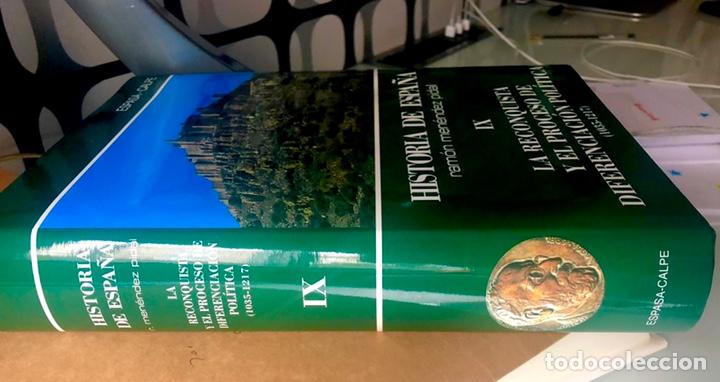 Libros de segunda mano: Historia de España Menéndez Pidal IX - Foto 2 - 194344235