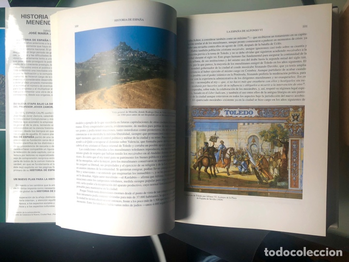 Libros de segunda mano: Historia de España Menéndez Pidal IX - Foto 3 - 194344235