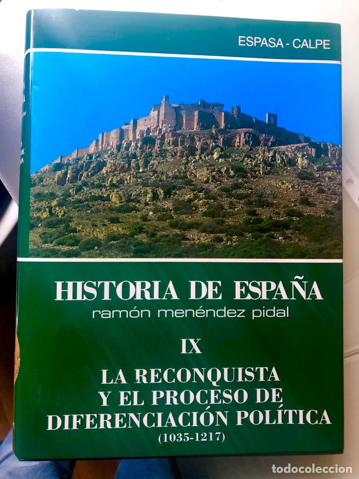 HISTORIA DE ESPAÑA MENÉNDEZ PIDAL IX (Libros de Segunda Mano - Historia Moderna)