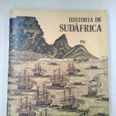 Libros de segunda mano: HISTORIA DE SUDÁFRICA - W. J. DE KOCK. PRETORIA,1972. Lote 194345026