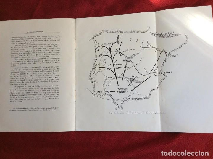 Libros de segunda mano: Teogonía portuguesa. Por Rogério Azevedo. 1947. Firmado. Envio grátis. - Foto 5 - 194508128