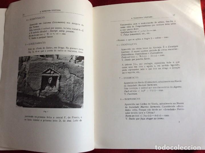 TEOGONÍA PORTUGUESA. POR ROGÉRIO AZEVEDO. 1947. FIRMADO. ENVIO GRÁTIS. (Libros de Segunda Mano - Historia Moderna)