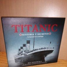 Libros de segunda mano: TITANIC: HISTORIA Y SECRETOS. Lote 194628408