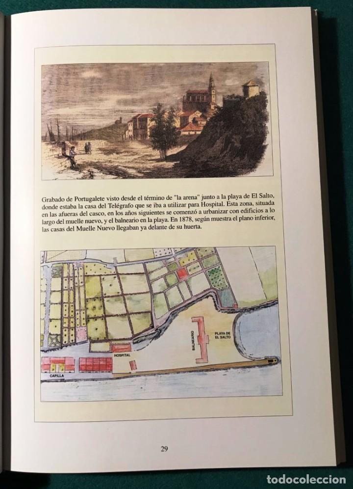 Libros de segunda mano: 100 años del Hospital San Juan Bautista de Portugalete - Foto 2 - 194724926