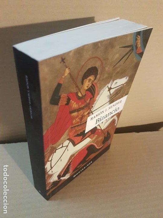 BIZANCIO ( RAMÓN J. SENDER ) (Libros de Segunda Mano - Historia Moderna)