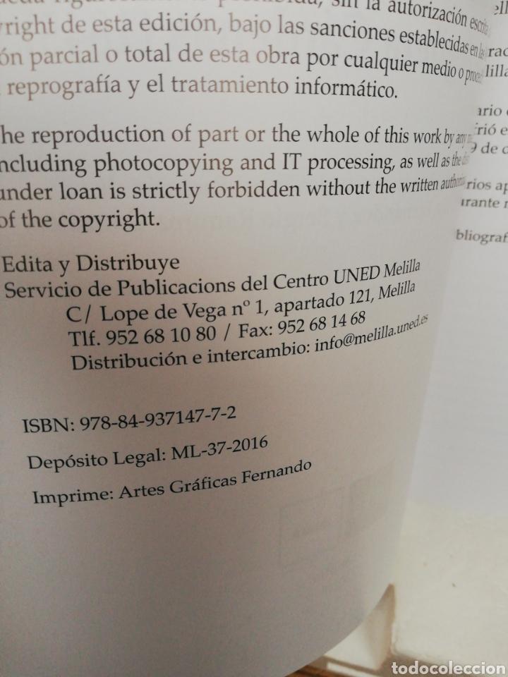 Libros de segunda mano: Cuaderno de apuntes y documentos sobre la plaza de Melilla el teniente Antonio Agüera Cárdenas - Foto 4 - 194876583