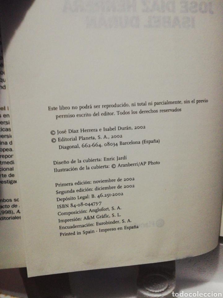 Libros de segunda mano: Eta el saqueo de Euskadi. José Díaz Herrera. Isabel Durán. Ed Planeta - Foto 4 - 194880082