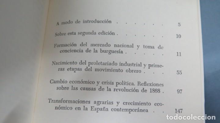 Libros de segunda mano: CAMBIO ECONOMICO Y ACTITUDES POLITICAS EN LA ESPAÑA DEL SIGLO XIX. FONTANA - Foto 2 - 194903150