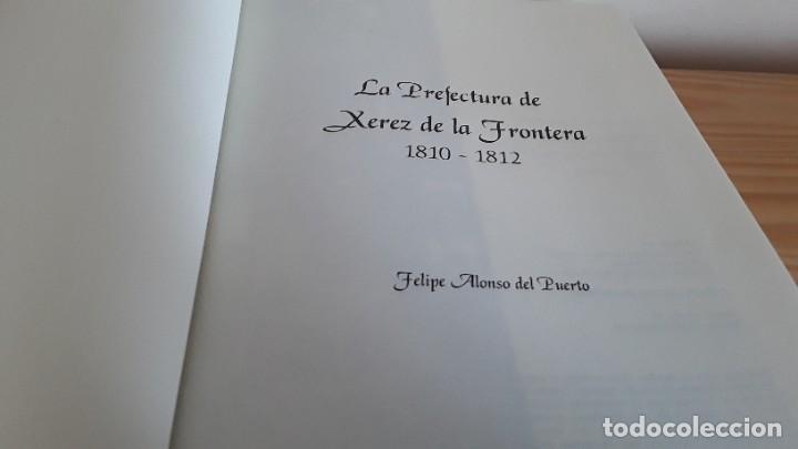 Libros de segunda mano: Libro Los Franceses en Xerez - Foto 2 - 195245157