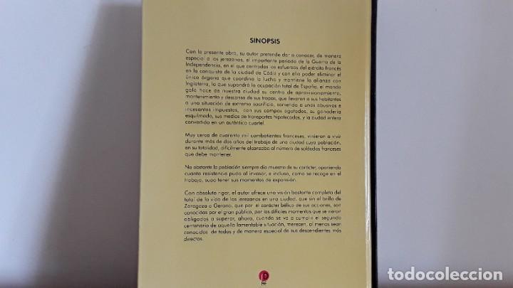 Libros de segunda mano: Libro Los Franceses en Xerez - Foto 3 - 195245157