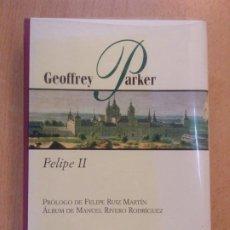 Libros de segunda mano: FELIPE II / GEOFFREY PARKER / 1997.ALIANZA EDITORIAL. Lote 195421166