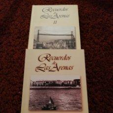 Libros de segunda mano: RECUERDOS DE LAS ARENAS. DOS TOMOS FÉLIX ACHA. Lote 195422457