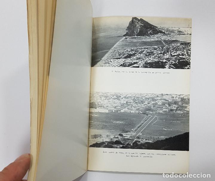 Libros de segunda mano: GIBRALTAR. HISTORIA DE UNA USURPACION. Documentos Históricos 6, Servicio Informativo Español 1968 - Foto 4 - 196079115